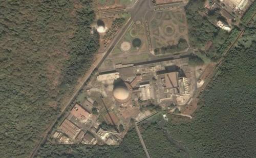 Apsara nuclear reactor