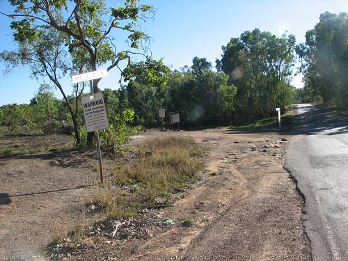 Road to Ubirr Rock