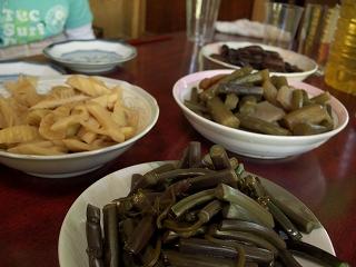 20060504 山菜料理