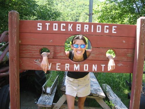 Stockbridge Stockades