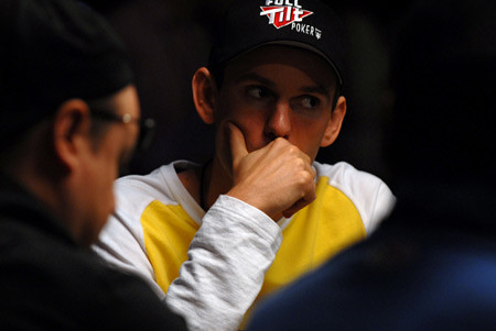 Nebraska poker player