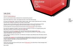 AndrewOnRails.com