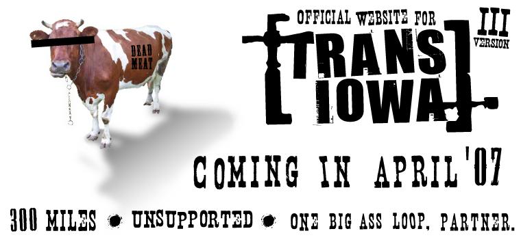 Trans-Iowa III