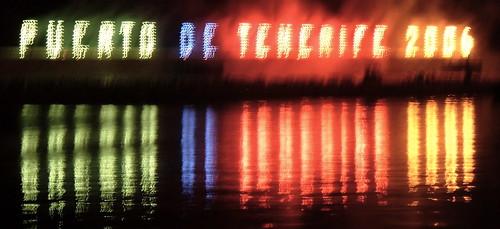 Puerto de Tenerife 2006