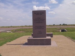 Great Western Trail Monument