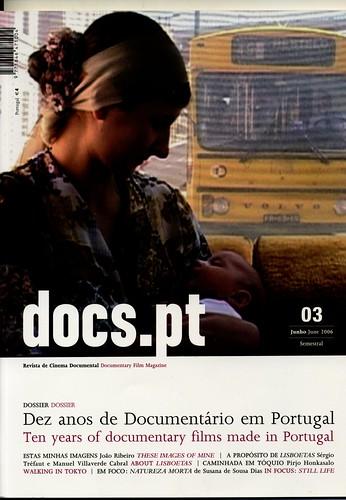 Revista documentario