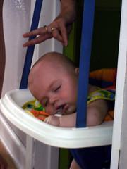 sleepy bouncer
