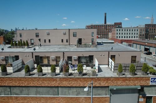 Greenpoint Rooftop Living