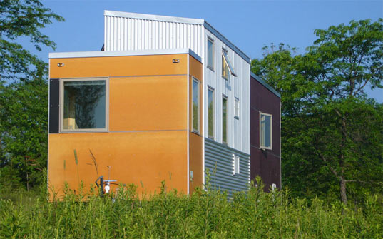 Sustain miniHOME, Prefab Friday, Sustainable Prefab Housing, Prefab Homes, Green Prefab, Eco Prefab, Sustain Mini