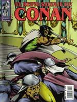 El mundo salvaje de Conan #6