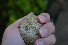 touch i am a rock