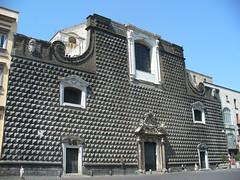 Eglise del Gesù Nuovo à Naples