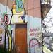 Grafitti en templemann