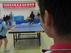 2006台大校友盃桌球邀請賽