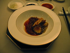 Fancy Chinese - Abalone and Sea Cucmber