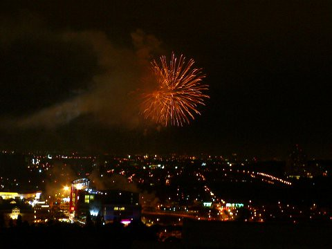 Merdeka Fireworks 2