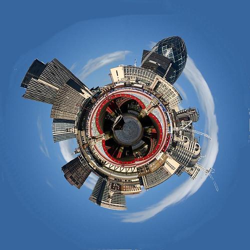 Photojojo - Own Planet, Polar Panaroma