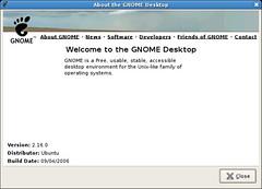 GNOME 2.16.0