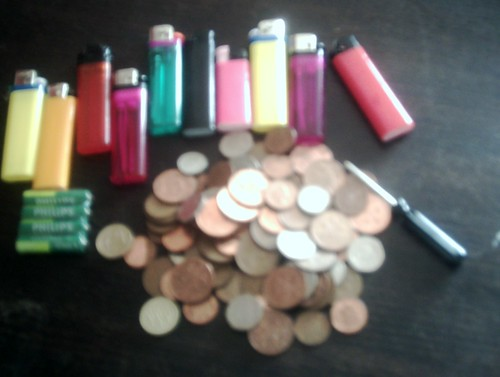 Contents of my Pockets!