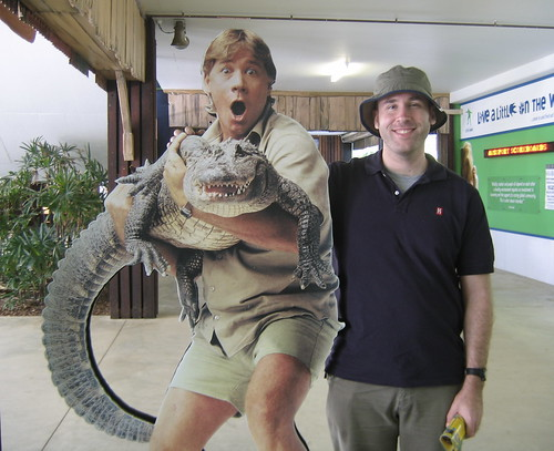 The Crocodile Hunter and I