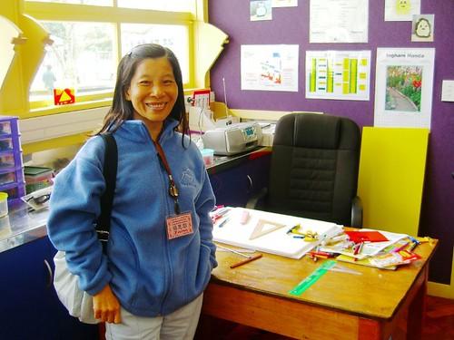 Rotorua Intermediate School教室