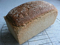 Oatmeal bread 002