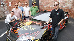Kevin Harvick and The Barenaked Ladies