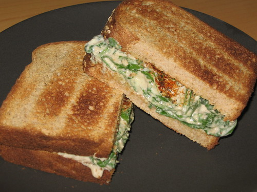 Brand new tasty Sandwich I just invented