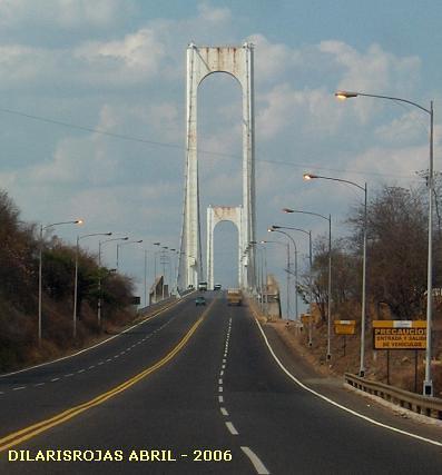 TORRES DE ACERO - PUENTE ANGOSTURA - ORINOCO