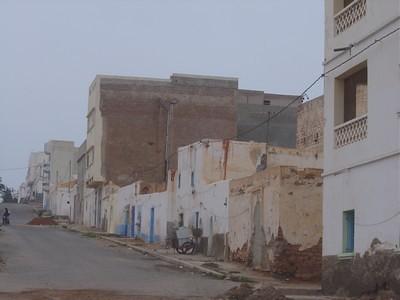 Vue de ma fenêtre - Maroc