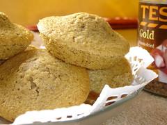 Mini Cappucino Muffins