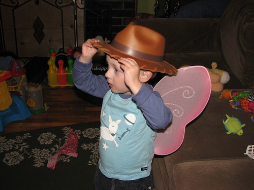 cowboy/fairy