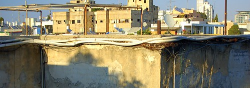 rooftops in Tel Aviv