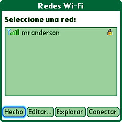 Sincroniza tu Palm por WiFi 20