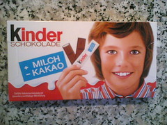 Kinderschokolade Kevin