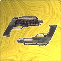 pistolas STAR TREK