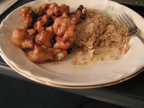 Dinner! Again