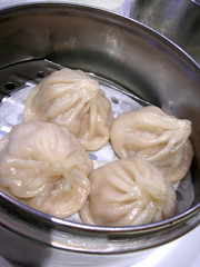 new concept shanghai dumplings