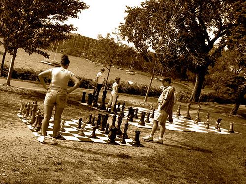 Calhoun Chess 5098