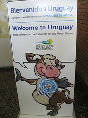 Foot and mouth free Uruguay