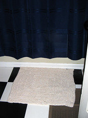 Second (and last) Absorba bathmat