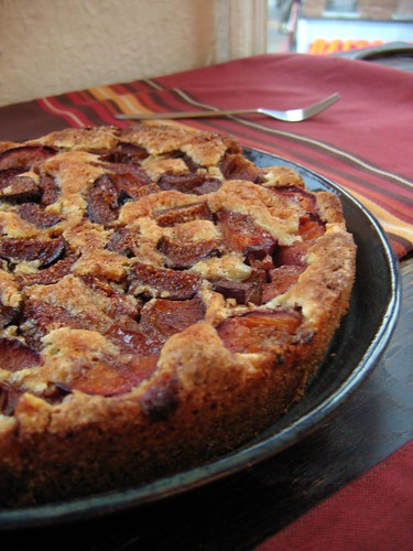 Fig and Plum Cake 024