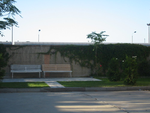 Moschee Garten