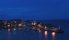 St-Ives at Night