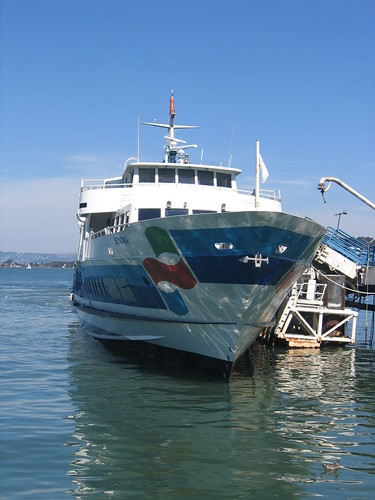 The Salsalito Ferry