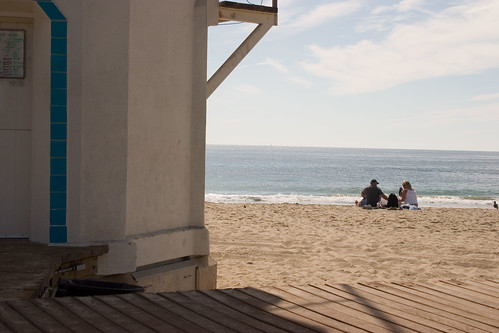 Laguna Beach Guard Tower to North