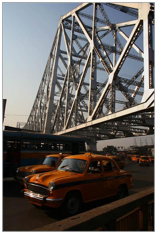 Kolkata : Howrah Bridge #2