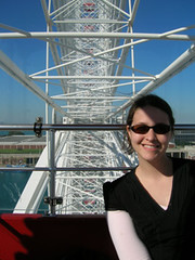 Me on the Ferris Wheel