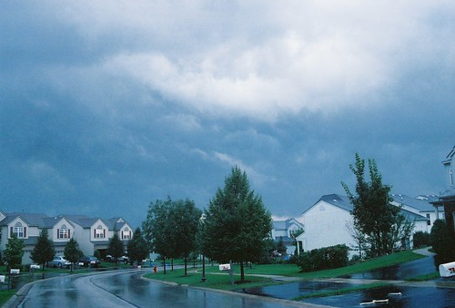 September 22 Storm Clouds