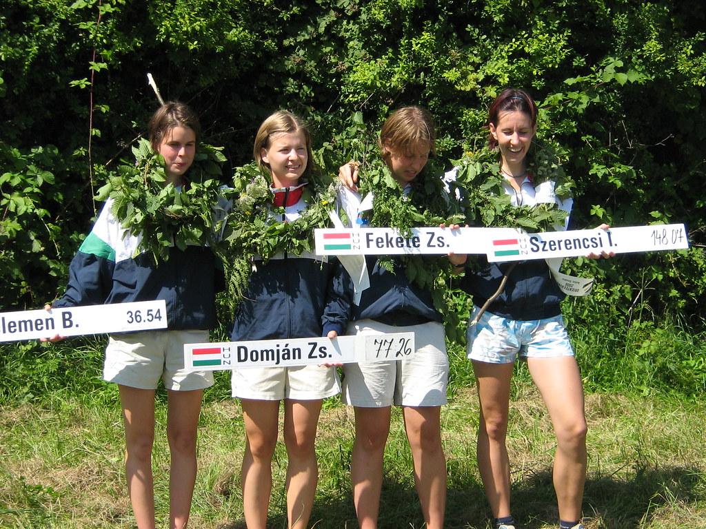 Főiskolás VB Váltó - lányok az 5. hely után